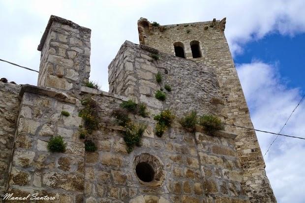 Cocullo, chiesa di San Nicola e torre medievale