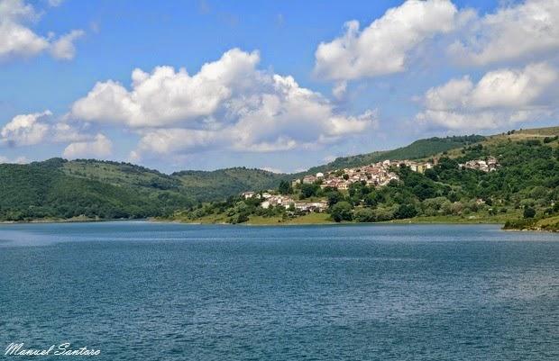 Lago di Campotosto, Mascioni