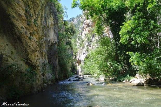 Raiano, Riserva Naturale Regionale Gole di San Venanzio