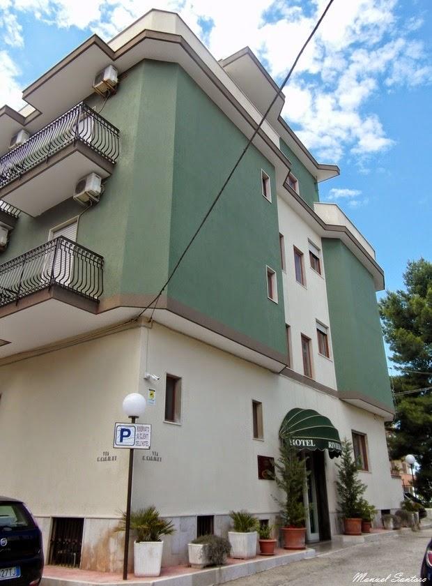 Trani, Hotel Riviera