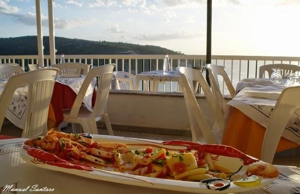 Peschici, ristorante La Torretta