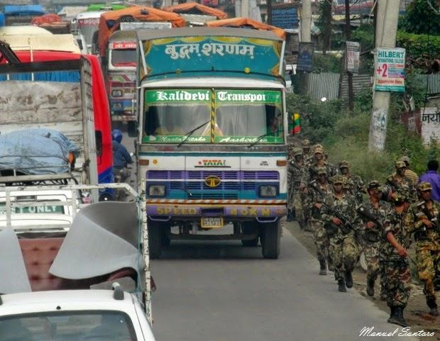 Kathmandu, periferia