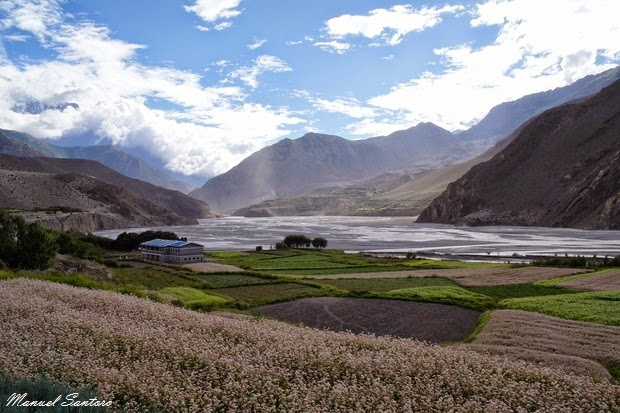 Da Pokhara a Kagbeni