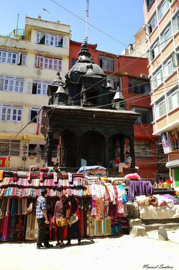 Kathmandu, tempio di Mahadev