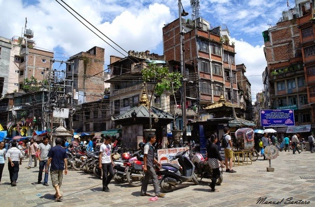 Kathmandu, Asan Tole
