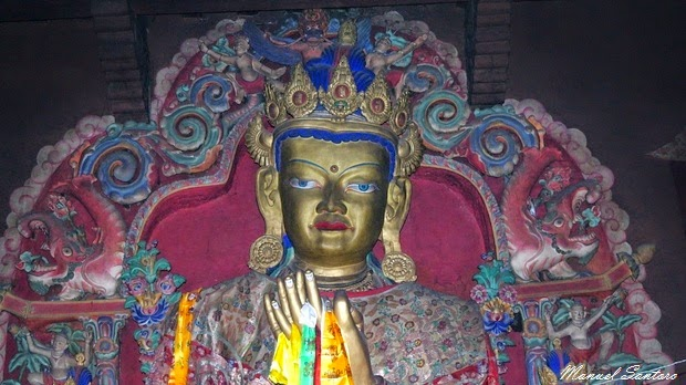 Lo Manthang, Jampa Lakhang