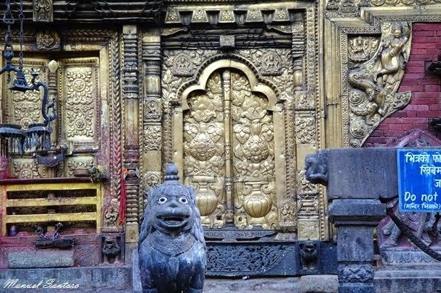 Changu Narayan, tempio