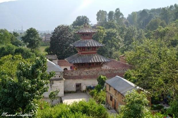 Chobar, Tempio di Jal Binayak