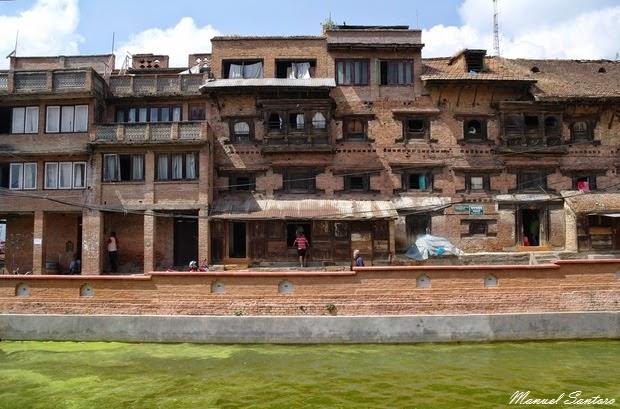 Kirtipur, piazza principale