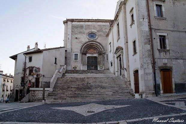 Pescocostanzo, Basilica di Santa Maria del Colle