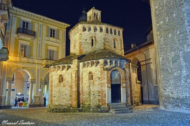 Biella, Battistero di San Giovanni Battista
