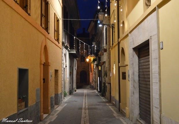 Canzano, centro storico
