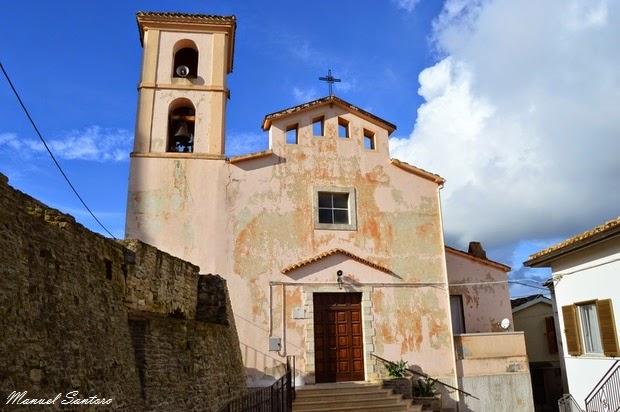 Montegualtieri di Cermignano, chiesa di San Pasquale