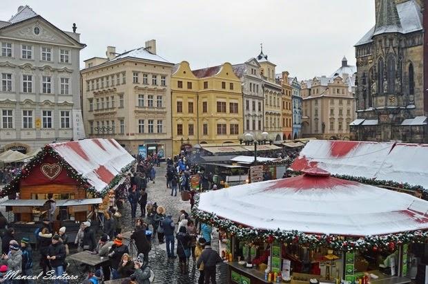 Praga, Staroměstské náměstí