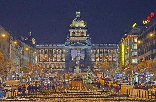 Praga, Piazza Venceslao