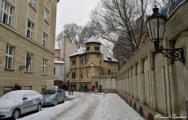 Praga, Museo Ebraico