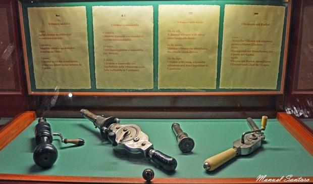 Praga, Sex Machines Museum