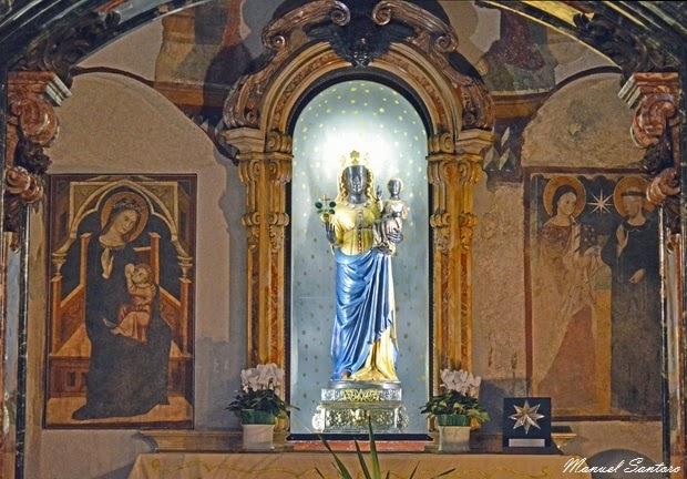 Santuario di Oropa, Madonna Nera
