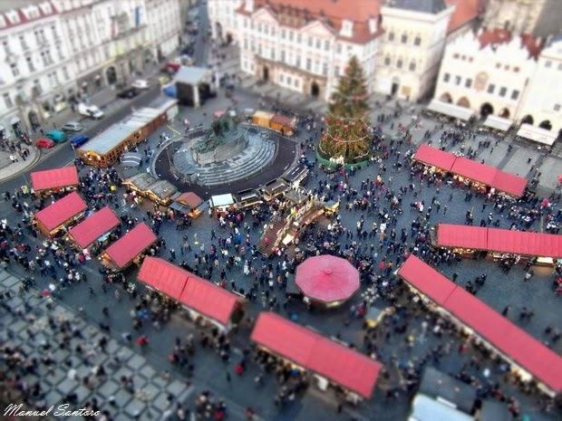 Praga, Piazza della Città Vecchia