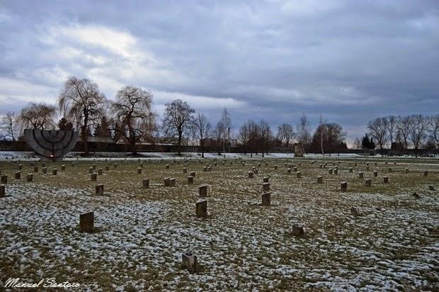 Terezin, Cimitero ebraico