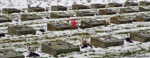 Terezin, Cimitero Nazionale