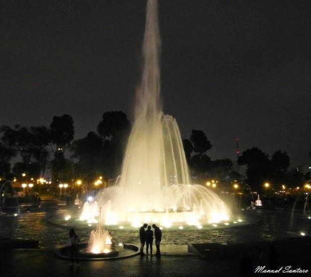 Lima, Circuito Magico del Agua