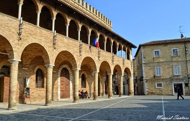 Offida, Palazzo del Municipio