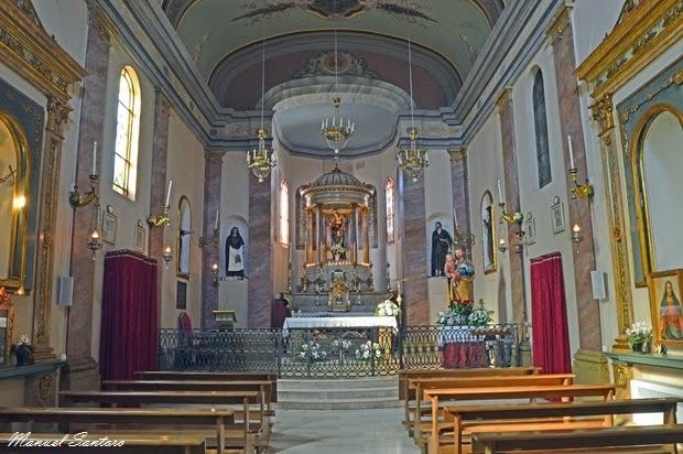 Offida, Chiesa dell'Addolorata