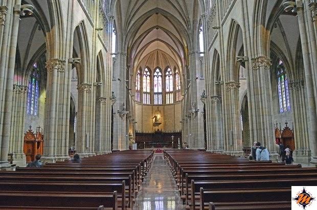 San Sebastián, Catedral del Buen Pastor