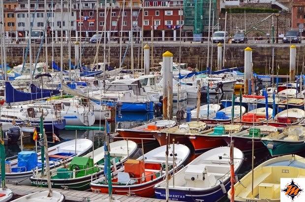 San Sebastián, porto