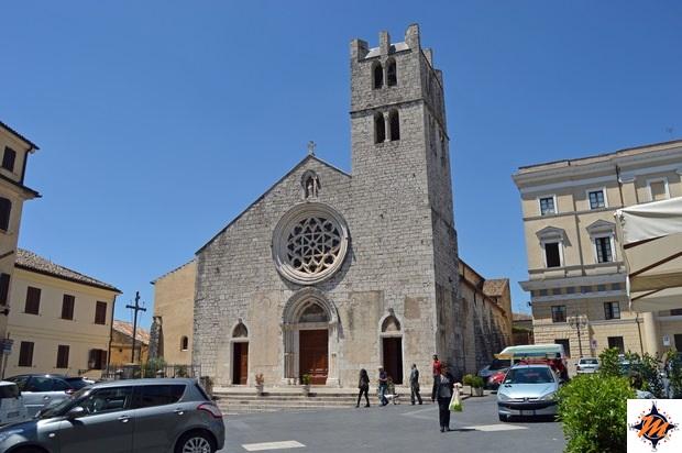 Alatri, chiesa di Santa Maria Maggiore