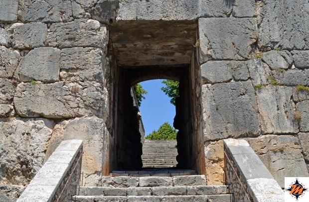 Alatri, Porta Maggiore