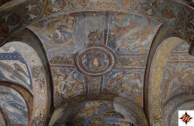 Anagni, Cattedrale di Santa Maria. Cripta