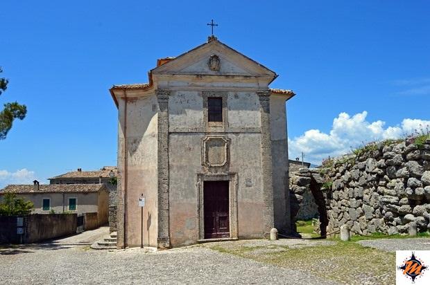 Arpino, chiesa della SS. Trinità