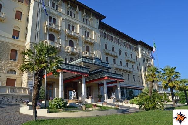 Fiuggi, Grand Hotel Palazzo della Fonte