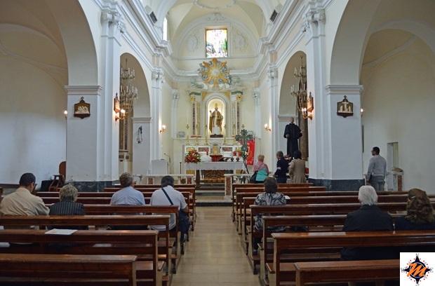 Pretoro, chiesa di San Nicola