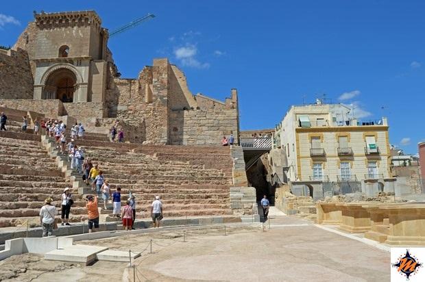 Cartagena, Teatro Romano