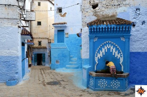 Chefchaouen, medina