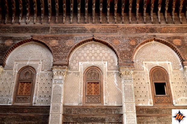 Fes, Madrasa El Attarine