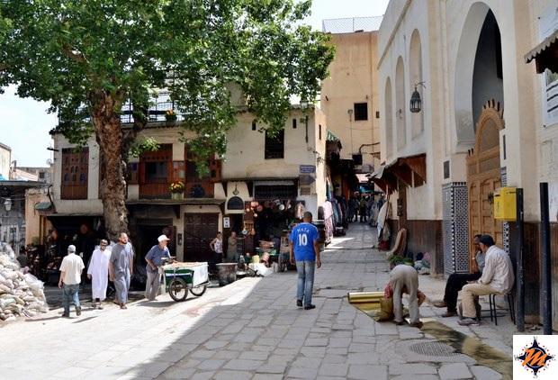 Fes, Place Seffarine