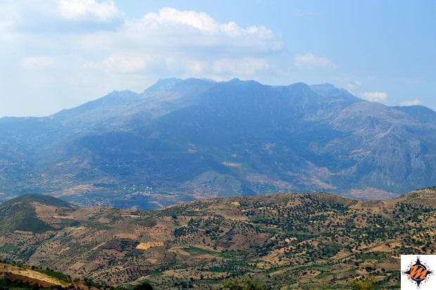 Tra i monti del Rif