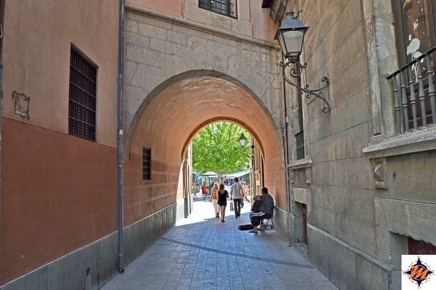 Murcia, Arco de Santo Domingo