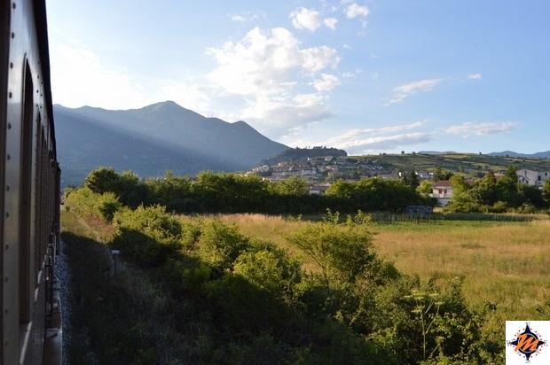 Viaggio di ritorno con la Transiberiana d'Italia
