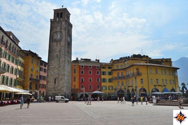 Riva del Garda, Piazza 3 Novembre