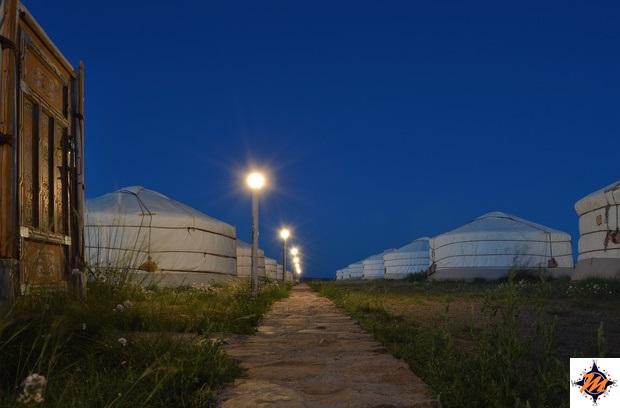 Erdene Ukhaa Tourist Camp