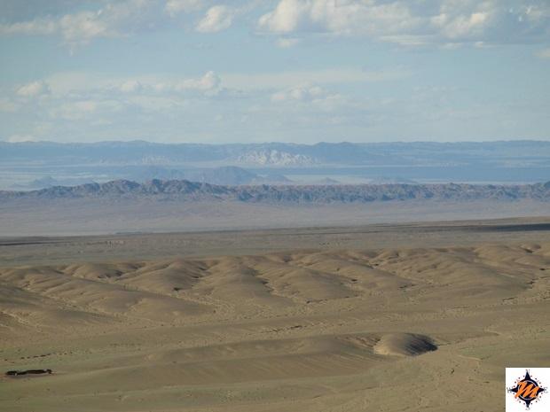 Deserto del Gobi. Khongoryn Els