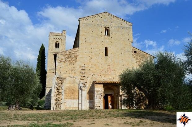 Montalcino, Abbazia di Sant'Antimo