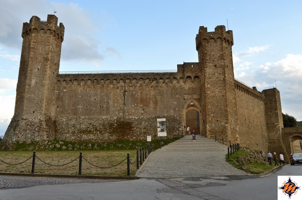 Montalcino, Rocca