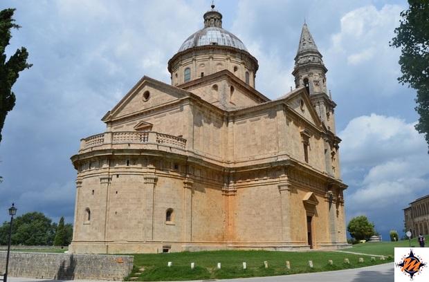 Montepulciano, Tempio di San Biagio