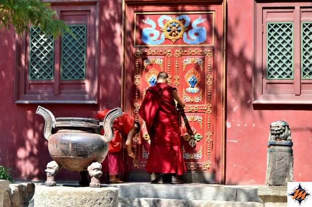 Ulan Bator, monastero di Gandan